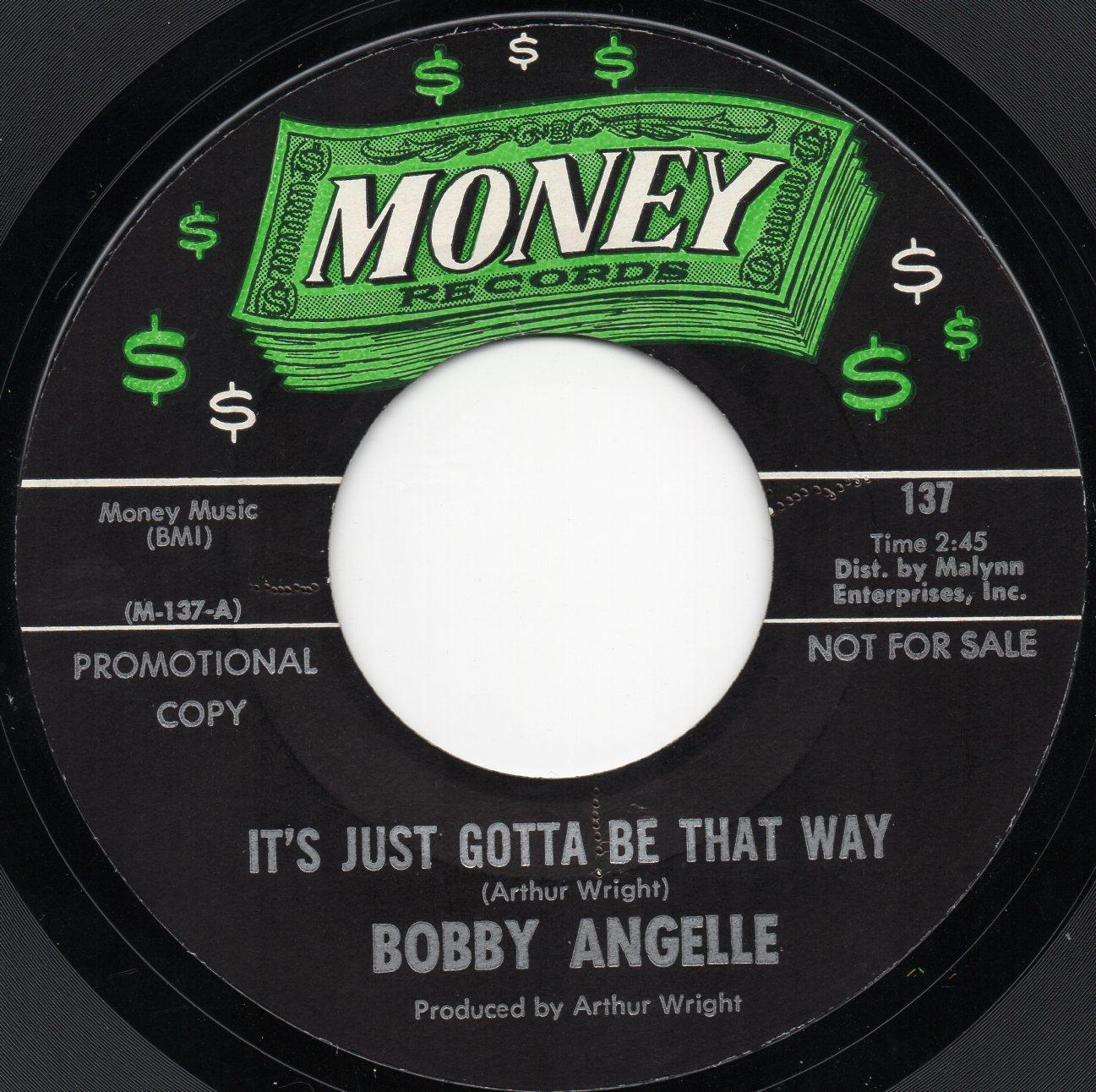 ANGELLE, BOBBY