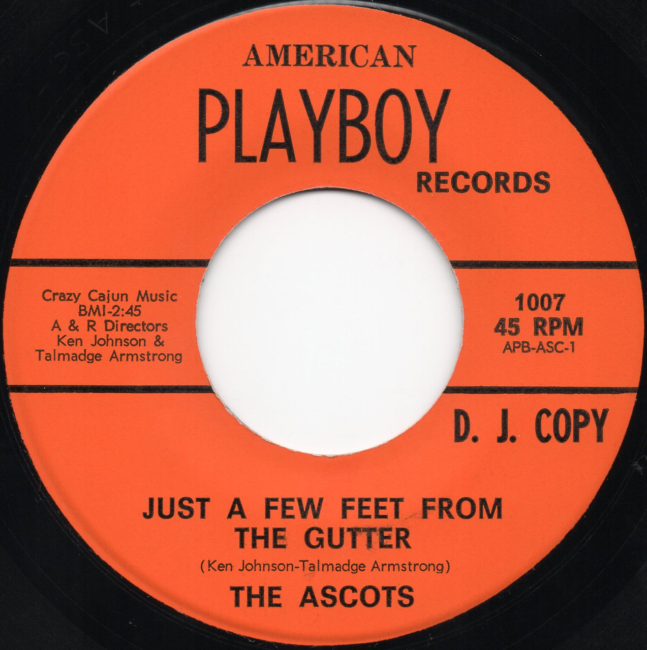 ASCOTS, THE