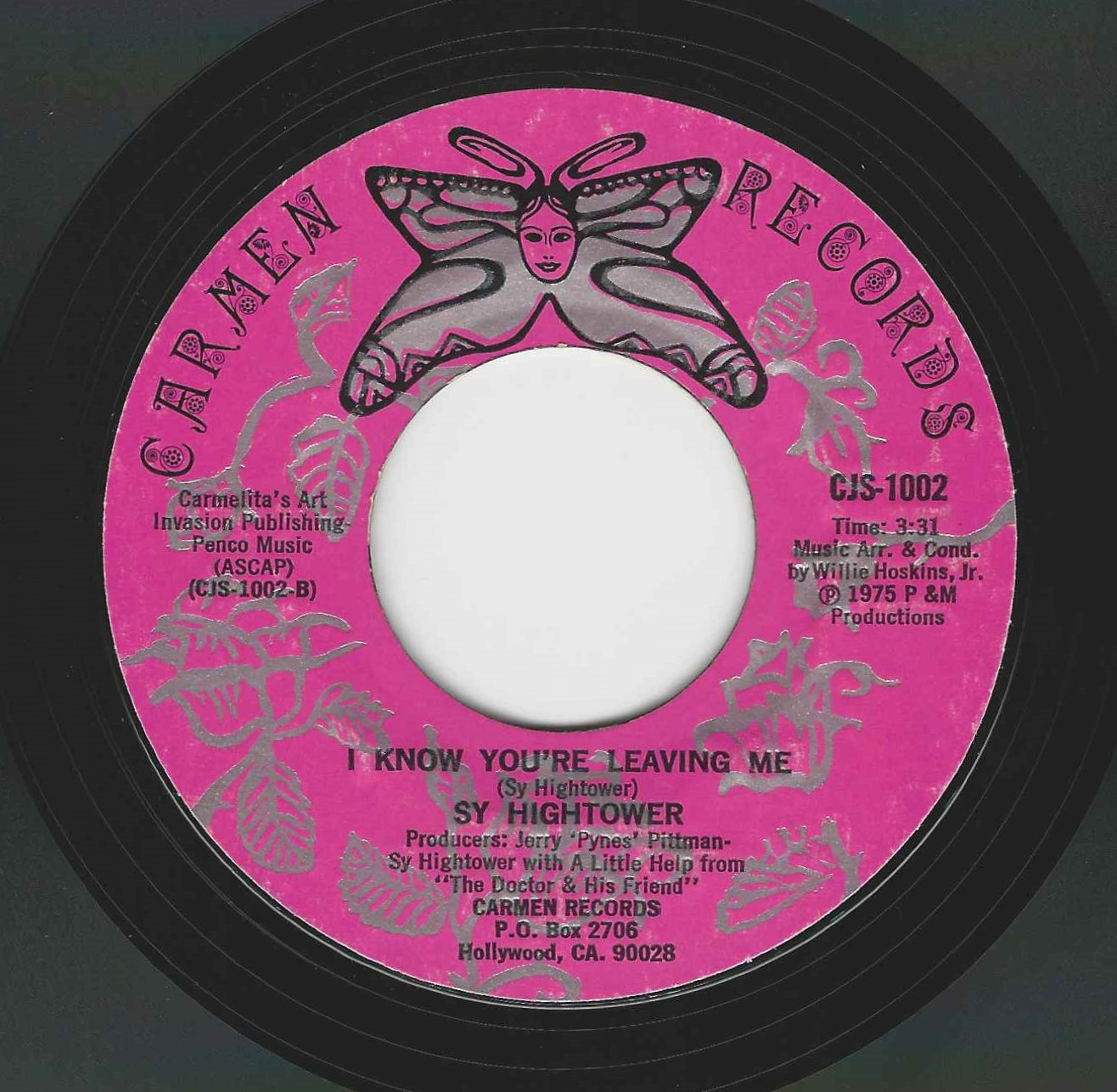 Rare Soul Vinyl | Northern Soul originals from Anglo-American the
