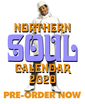 The History Of Northern Soul Calendar 2020