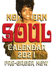 The History Of Northern Soul Calendar 2021